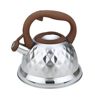 Чайник со свистком «Шоколад», 3.5 л.