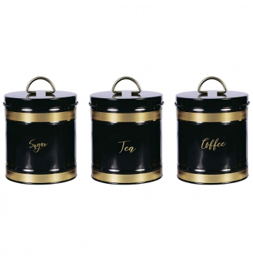 Набор банок для хранения, 3 предмета