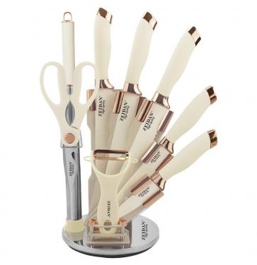 Набор ножей, 9 предметов