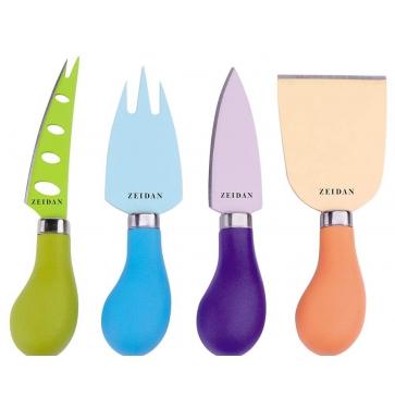 Набор ножей для сыра, 4 предмета