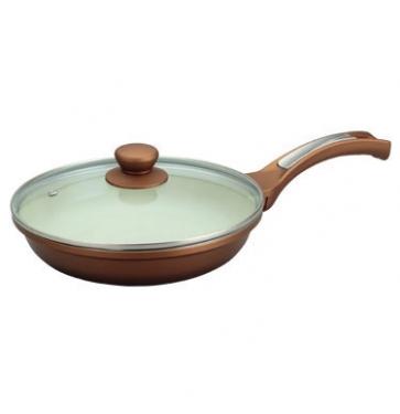 Сковорода с керамическим покрытием, диам. 22 см