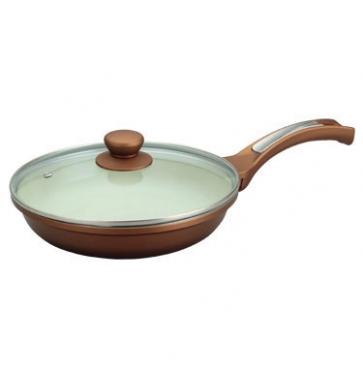 Сковорода с керамическим покрытием, диам. 28 см