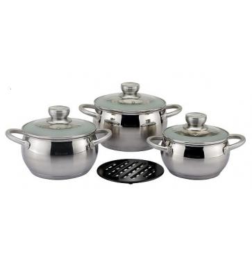 Набор посуды, 7 предметов