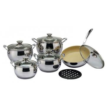 Набор посуды, 11 предметов
